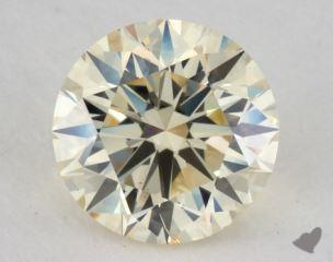 round1.50 Carat light yellowSI2