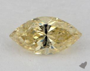 marquise1.01 Carat fancy yellowI1