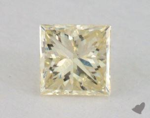 princess0.20 Carat fancy light yellowI1