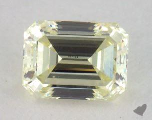 emerald0.51 Carat light yellowSI1