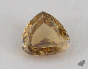 heart0.19 Carat fancy deep brownish yellowI1