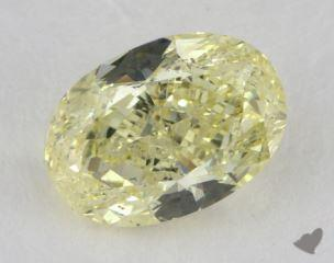 oval2.12 Carat fancy yellowSI2