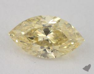 marquise1.51 Carat fancy yellowI1