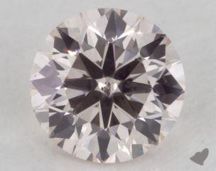 round0.92 Carat fancy light pinkI1