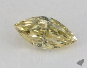 marquise1.72 Carat fancy intense yellowSI2