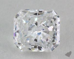 radiant0.70 Carat DVS2