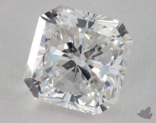 radiant1.51 Carat HSI1