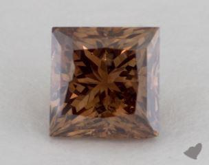 princess1.04 Carat fancy dark orangy brownI1