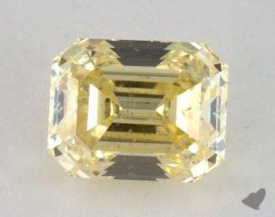 emerald1.68 Carat fancy intense yellowSI2