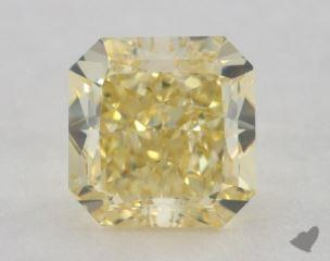 radiant2.02 Carat fancy yellowVS2