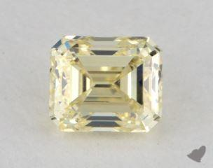emerald0.50 Carat fancy light yellowVVS1