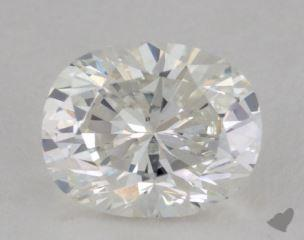 cushion1.08 Carat HI1