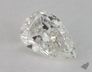 pear0.97 Carat HSI1