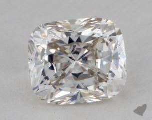 cushion1.04 Carat JI1