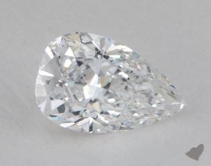 pear2.07 Carat DSI1