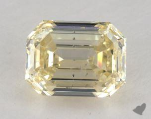 emerald2.02 Carat fancy light yellowSI2