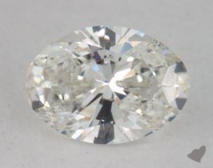 oval1.01 Carat HSI1