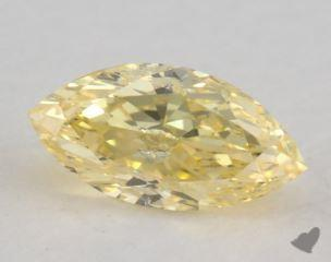 marquise1.01 Carat fancy yellowSI2