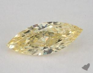 marquise0.73 Carat fancy yellowSI2
