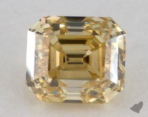 asscher0.81 Carat  yellowSI1