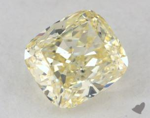 cushion0.96 Carat  yellowIF