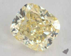 cushion0.70 Carat  yellowIF