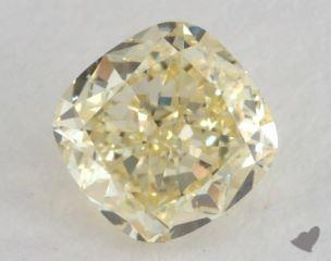 cushion0.50 Carat  yellowVS2