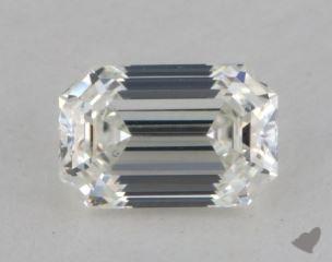 emerald0.71 Carat HVS1