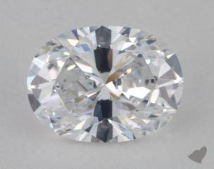 oval0.80 Carat DVS1