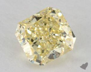 radiant1.24 Carat  yellowIF