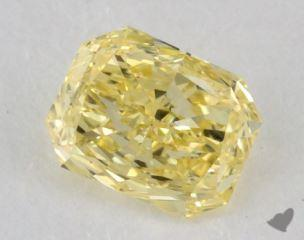 radiant0.32 Carat  yellowIF