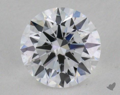 <b>1.00</b> Carat D-I1 Very Good Cut Round Diamond