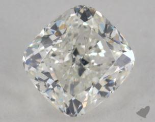 cushion0.84 Carat HSI1