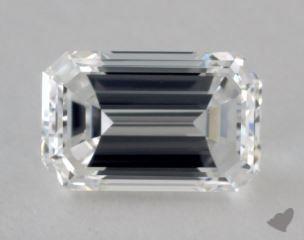 emerald0.73 Carat DVS2