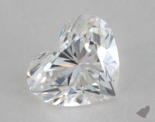 heart0.99 Carat EVVS1