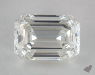 emerald0.81 Carat HVVS2