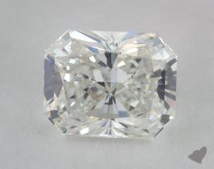 radiant0.91 Carat HVVS2