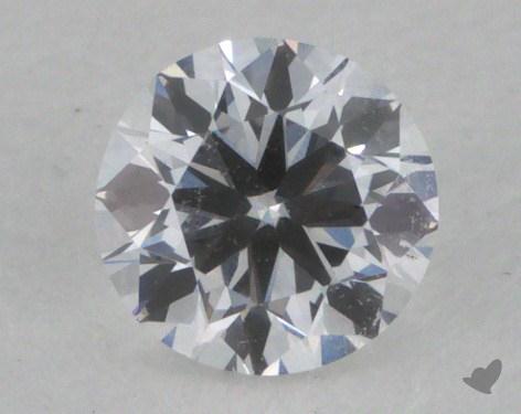<b>0.30</b> Carat D-VS2 Good Cut Round Diamond