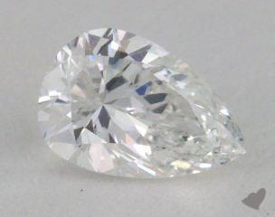 pear0.50 Carat DVS1