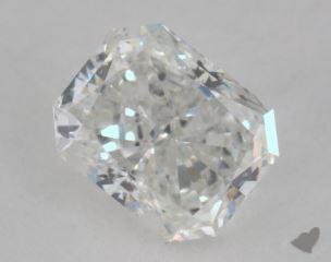 radiant1.01 Carat HSI1