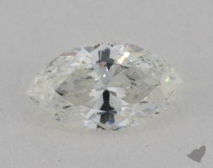 marquise0.61 Carat HSI2