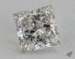 princess1.08 Carat HI1
