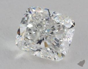 cushion2.50 Carat FVS1