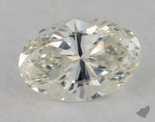 oval1.07 Carat JVS1