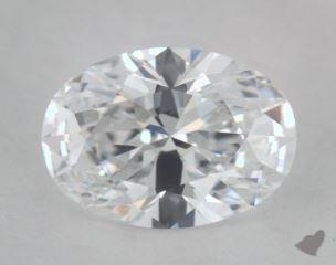 oval1.00 Carat DIF