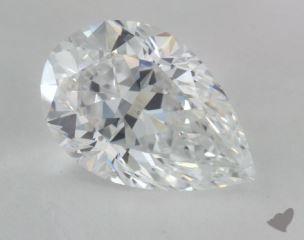 pear2.02 Carat DVS2