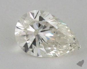 pear1.02 Carat KVS2