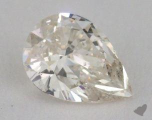 pear1.02 Carat JSI2