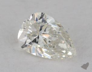 pear0.73 Carat JSI1