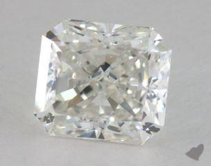radiant1.71 Carat HVS2